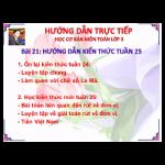 Tiền Việt Nam – Môn Toán lớp 3 bài 21