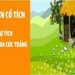 Kể chuyện cổ tích Việt Nam: Sự tích bông hoa Cúc trắng
