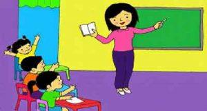 truyện cười về nhà giáo