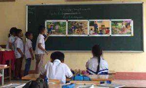 Một số biện pháp dạy tốt phân môn kể chuyện lớp 4