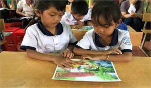 Một số biện pháp tăng cường tiếng việt cho học sinh dân tộc qua một số trò chơi dân gian