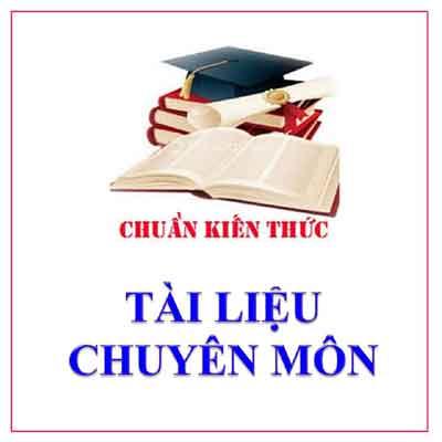 Tai Lieu Chuyen Mon
