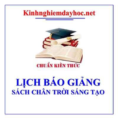 Lich Bao Gian Sach Chan Tro