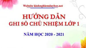 Huong Dan Chi So Chu Nhiem