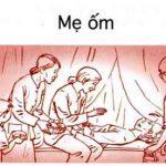 Mẹ ốm – Tập đọc lớp 4 tuần 1, bài 2