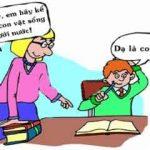 Học sinh thông minh