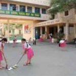 Trường em xanh sạch đẹp - Kể chuyện lớp 4 tuần 24