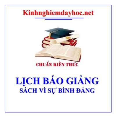Lich Bao Giang Sach Vi Su B
