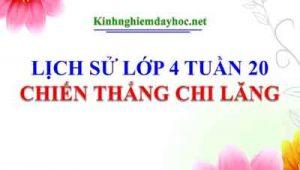 Chien Thang Chi Lang