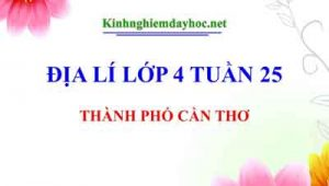 Thanh Pho Can Tho