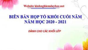 Bien Ban Hop Khoi Cuoi Nam