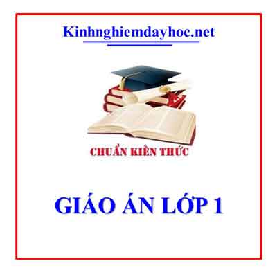 Giao An Lop 1