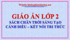 Giao An Lop 2